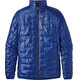 Patagonia Micro Puff Kurtka Mężczyźni niebieski